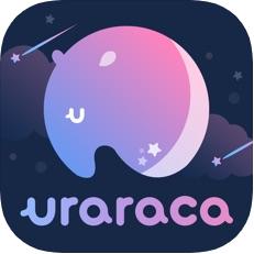 ウララカ(uraraca)アプリアイコン